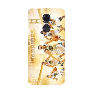 Acc Hp NBA Playoffs Golden State Wa ... g for Xiaomi Redmi 5 Plus