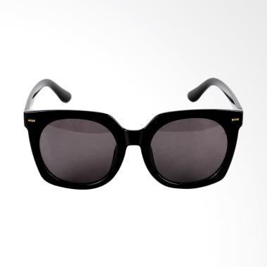Paroparoshop Tilsa Sunglasses Kacamata Wanita - Black