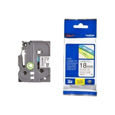 harga Dijual Label Printer Brother Tape 18mm - White Putih Diskon Blibli.com