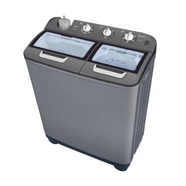 Sanken TW-1127GSL Mesin Cuci 2 Tabung [9 kg]