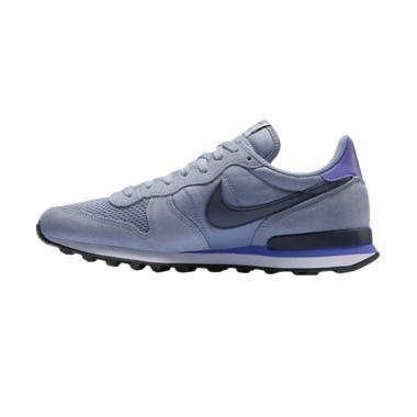 NIKE Men Internationalist  Sepatu Olahraga Pria - Purple [631754-404]