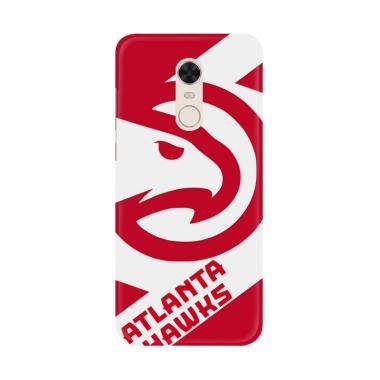 Flazzstore NBA Atlanta Hawks R0255  ... g for Xiaomi Redmi 5 Plus