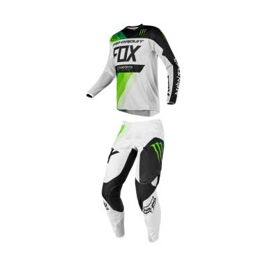 Fox 360 Draftr LE Monster Jersey Ot ...  34] 22260-22261-076-L34C