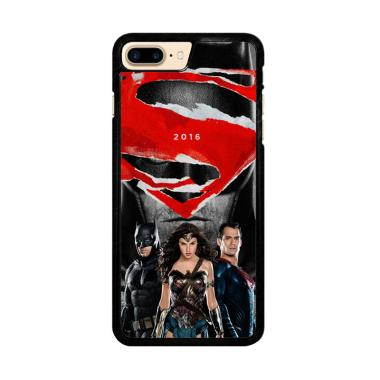Flazzstore Batman Vs Superman W3550 ... e 7 Plus or iPhone 8 Plus