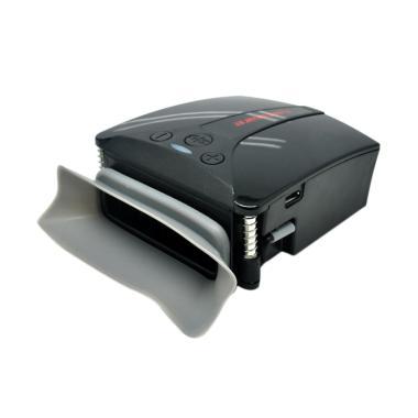 Taffware LC05 Universal Laptop Vacuum Cooler - Black