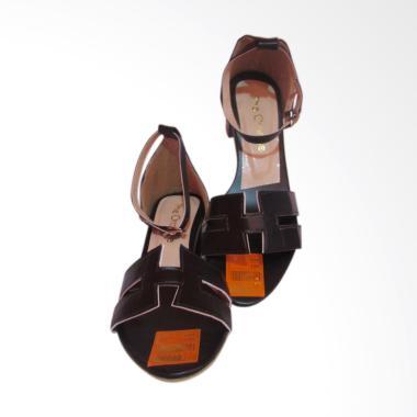 Phe Orange Sepatu Sandal Wanita - Hitam