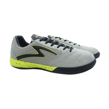 Specs Metasala Rival Sepatu Futsal - Grey [400726]