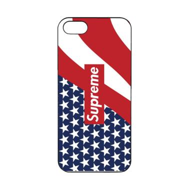 Cococase American Supreme Flag J0245 Casing for iPhone 5 or iPhone 5s