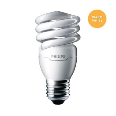 Philips Lampu Tornado 15W Warm White/Kuning