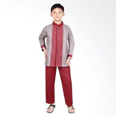 Zeintin ZBKA02 Baju Koko Anak - Multicolour