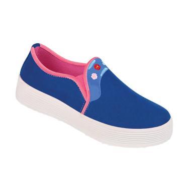 Zeintin ZSAP13 Sepatu Anak Perempuan - Biru