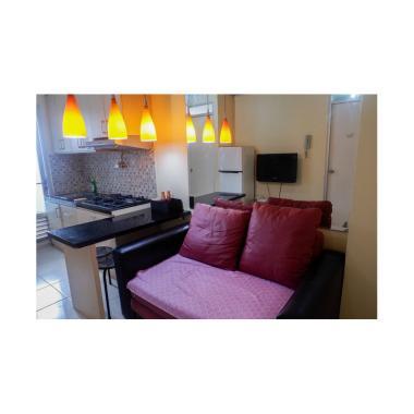 Travelio JCKB7LGJ Gading Nias Residence Apartemen [2BR] (1 Bulan)