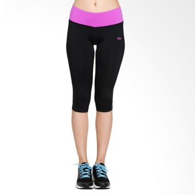 OPELON 3/4 Tight Pants Celana Olahr ... Hitam [17.8050.000.33.B1]