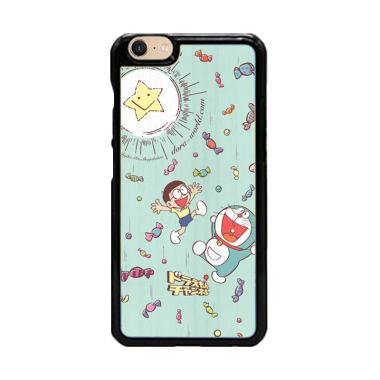 best authentic 2e0a6 accdb Guard Case Doraemon And Nobita O1269 Custom Hardcase Casing for Oppo A83