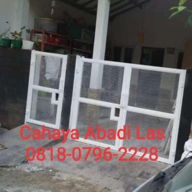 Dijual pagar rumah motif kayu GRC woodplank Limited