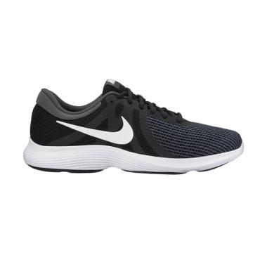 Nike Revolution 4 Sepatu Lari Pria - Black [908988-001]