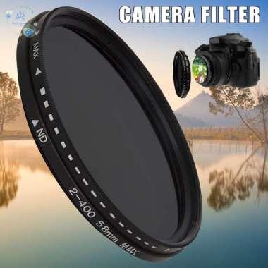 harga Fader Variabel Filter Nd2 Ke Nd400 Kepadatan Netral Adjustable Untuk Lensa Kamera Blibli.com