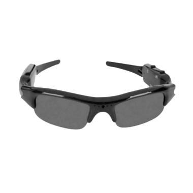 I-One Universal HD Kacamata Kamera - Hitam