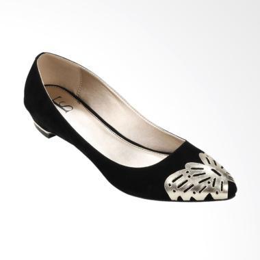 PENAWARAN Farish Donna Flat Shoes - Black  9dcbce9c0e