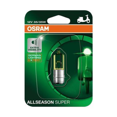 OSRAM 62337ALS All Season Super Boh ... ario 110 Techno 2009-2013