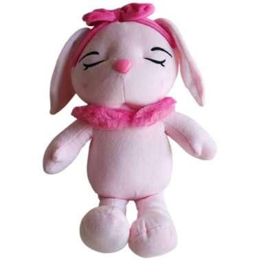harga HEAVEN Boneka Kelinci Stella, Cute Stella Rabbit Pink Blibli.com