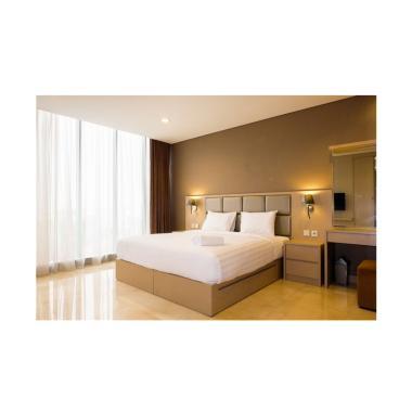 Travelio J8L1F2P5 1BR L'Avenue Apartment [1 Bulan]