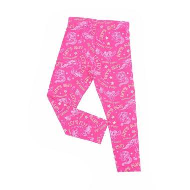 Kids Icon My Little Pony Celana Legging Anak Perempuan - Pink