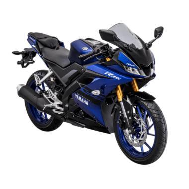 harga Yamaha All New R15 Sepeda Motor - Racing Blue Blibli.com