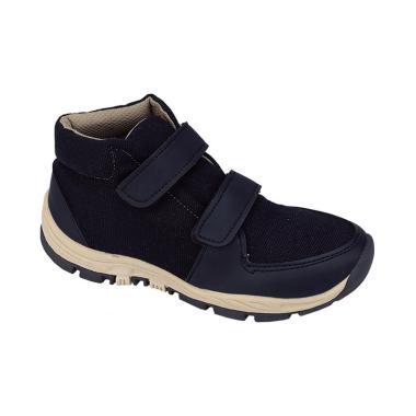 Recommended 072 Sepatu Boots Anak Laki-Laki - Hitam