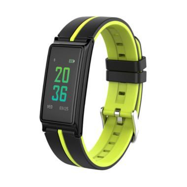 Xwatch B5 Smartband - Black Yellow