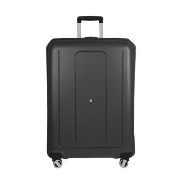 Elle 31211 Luggage Tas Koper - Black [28 inch]