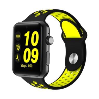 Xwatch DM09 Plus Nike Strap Smartwatch - Black Green