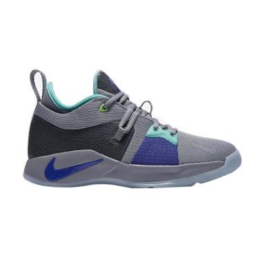 Nike PG 2 AS BG Sepatu Basket Pria - Grey