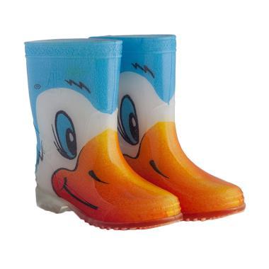 AP BOOTS Safary Duck Sepatu Boots Anak Unisex - Biru