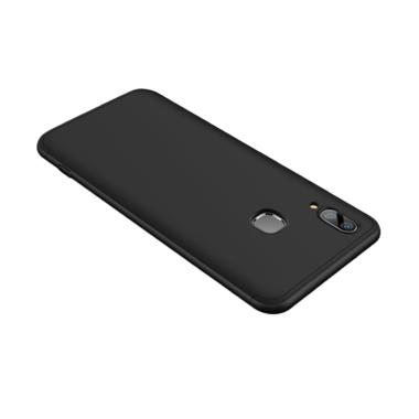buy cheap 6ec30 d16ed Vivo V9 Armor Full Cover Baby Skin Matte Hard Case - Hitam