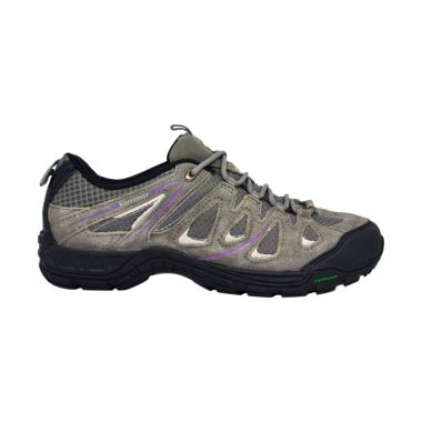 Karrimor Summit Tipe 00 Sepatu Gunung - Grey Purple 10f3a82b76