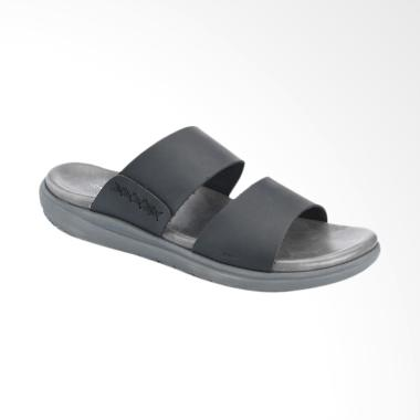 Yongki Komaladi Sandal Pria - Black [SNN4-0905]