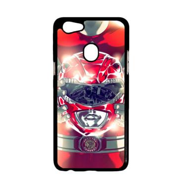 Bunnycase Power Ranger Red L0628 Custom Hardcase Casing for Oppo F5