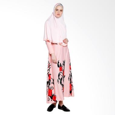 Koesoema Clothing Kalila Setelan Ga ...  Jilbab - Pink [All Size]