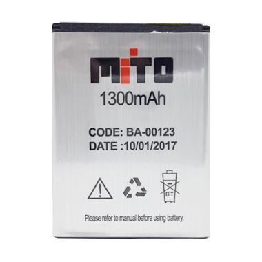 harga Mito BA-00123 Baterai Handphone for Mito A82 Plus Blibli.com
