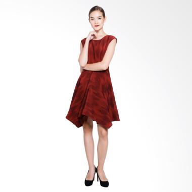 Vesperine DD388MJ Kirisame Dress - Claret