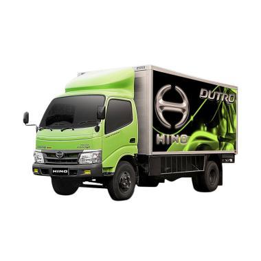 harga Hino Dutro 130 MD 4.0 Diesel M-T Mobil Box Custom - Green [Jadetabek] Blibli.com