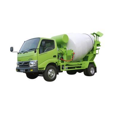 harga Hino Dutro 130 HD Mixer 4.0 Diesel M/T Mobil Mixer Custom - Green [Jadetabek] Blibli.com