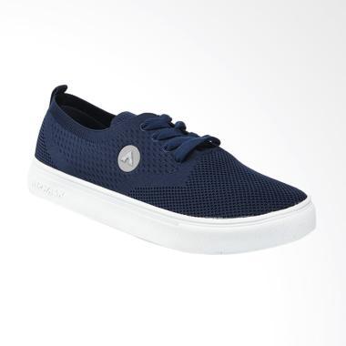 Airwalk Kurtis Sepatu Sneaker Pria - Navy 0cac4fc451