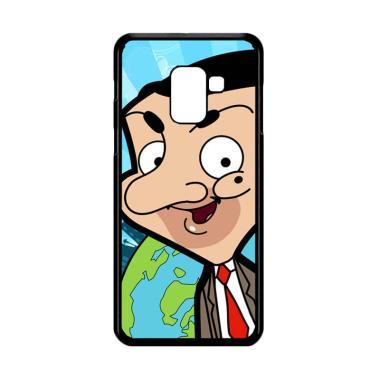 harga Bunnycase Mr. Bean Funny L0540 Custom Hardcase Casing for Samsung Galaxy A8 Plus 2018 Blibli.com
