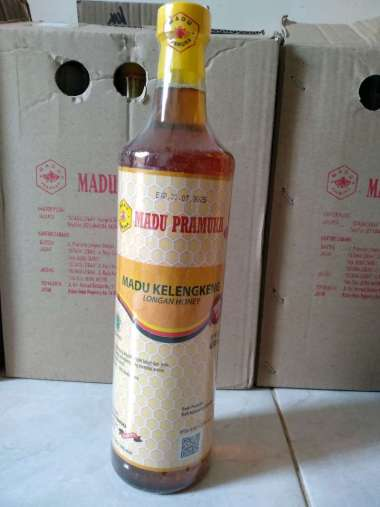 harga Madu Pramuka kelengkeng 650 ml Blibli.com