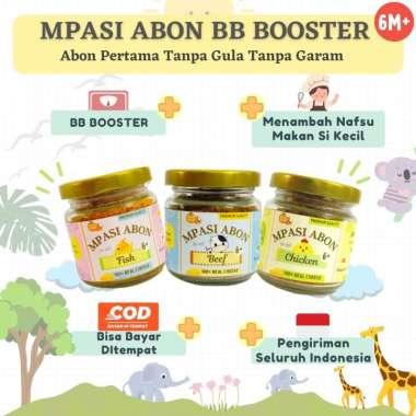 harga Mpasi Abon BB Booster Beef Chicken Fish Beef Blibli.com