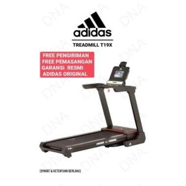 harga Treadmill Elektrik ADIDAS Home-Use Treadmill T19X - ORIGINAL Blibli.com