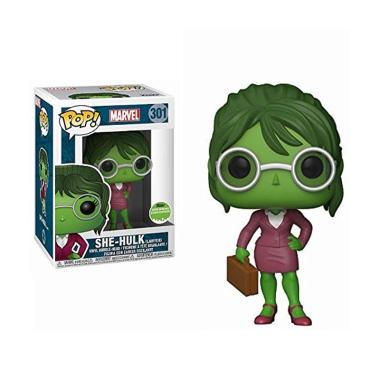 Funko Marvel Comic 301 Lawyer She Hulk ECCC 2018 Action Figure