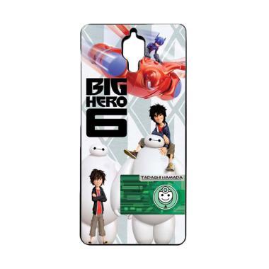 Acc Hp Baymax And Hiro W3674 Custom Casing for Xiaomi Mi4
